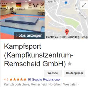 Kampfkunstzentrum-Remscheid