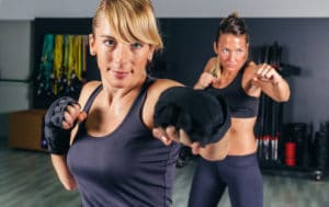 Frauen Mix Martial Arts Remscheid