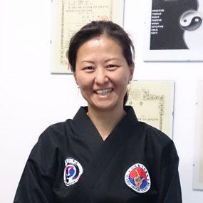 Hye-Young Rohlf Kursleitung Die kleinen Drachen und Taekwondo KIDS