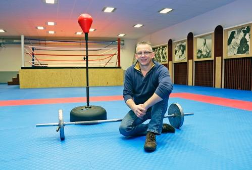 Trainieren Sie Muay-Thai-Boxing in einem echten Boxring!
