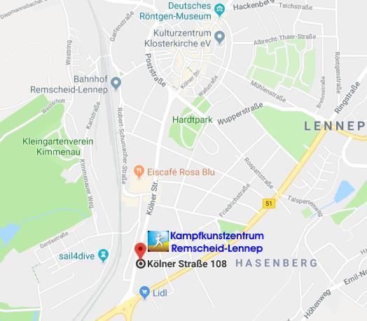 Kampfkunstzentrum-Remscheid-Lennep